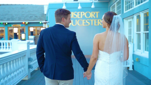 Andy and Amy Cinematic Wedding Video | Boston Wedding Videography
