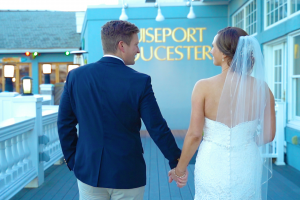 Amy and Andy Extended Wedding Cinematic Highlight Video At Cruiseport Gloucester | Boston Wedding Video