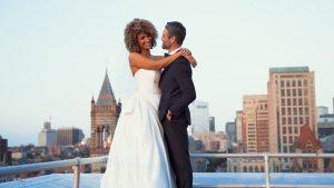 Charity and Brian Wedding Video At Lenox Hotel Boston